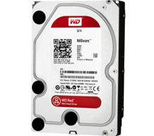1 Tb Western Digital Intellipower Sata-3 Red Nas 64Mb Cache Wd10Efrx