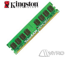 2 Gb Ddr2 800 Mhz Ram Pc6400 Kingston Kvr800D2N6/2G