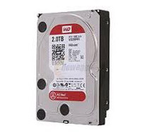 2 Tb Sata-3 Western Digital  Intellipower  Red 64Mb Nas Disk Wd20Efrx