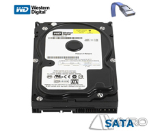 320 Gb Sata-2 7200Rpm 8Mb Western Digital Wd3200Aajs