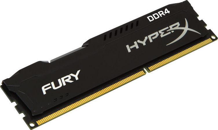8 Gb 2400Mhz Ddr4 Kingston Hyperx Fury Tek Modul Hx424C15Fb2/8