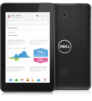 Dell Venue 7 Atom Z2560/1Gb/8Gb/7
