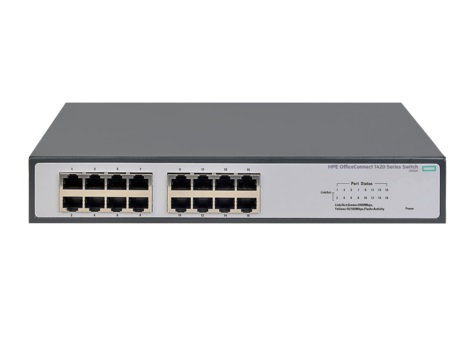 Hp 1420-16G-Jh016A  Ethernet Switch