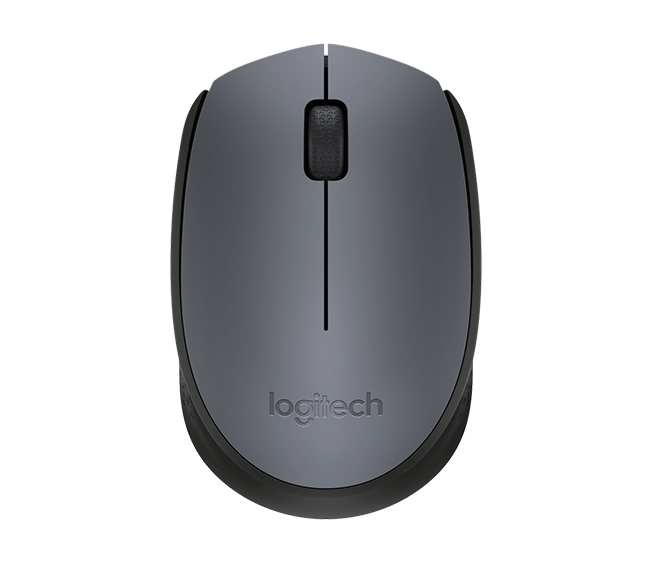 Logitech M171 Wireless Black Mouse 910-004424