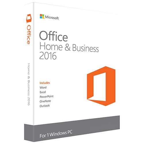 Ms Office Home And Business 2016 32/x64 Bit Eng Kutu T5D-02280