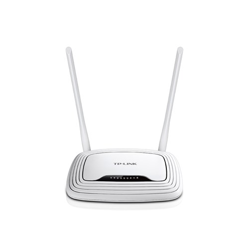 Tp-Link Tl-Wr842N 300Mbps 2X 5Dbi Antenli N Router Usb